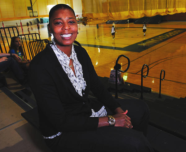 Two-time Olympian Vicky Bullett is the new head coach of the women's basketball program at Hagerstown Community College.