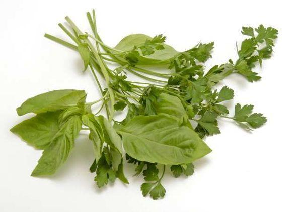 Fresh herbs are good for imparting flavor quickly, such as in salads and recipes where there is no cooking involved.