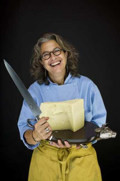 Chef, restaurateur, media star and author Susan Feniger.
