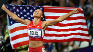 Felix gets redemption with gold in 200