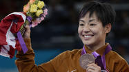 LONDON--The U.S. picked up a surprise bronze medal in the 105.5-pound class of women's freestyle wrestling. Clarissa Chun, 30, lost her second round match to Maria Stadnyk of Azerbaijan. But because Stadnyk made the gold-medal match, Chun was allowed back in the tournament through the repechage round.
