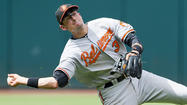 Notes: Ryan Flaherty goes on the disabled list with bacterial infection