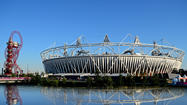Olympic Park's grandeur meets the ideals of its design