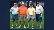INDIAN LAKE — Seventy-five golfers participated in Camp Allegheny's Saints and Sinners golf outing at Northwinds Golf Course July 28.