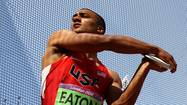 Eaton at discus