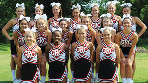 George Rogers Clark High School Cheerleaders