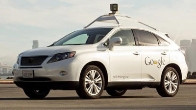 Google's Self-Driving Cars Have Successfully Driven Over 300,000 Miles
