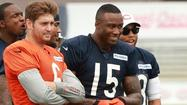 "<strong>I know that the first exhibition game </strong>doesn't mean much to the starters because, <a href=""http://www.chicagotribune.com/sports/football/bears/ct-spt-0809-bears-bowen--20120809,0,2905358.column"" target=""_blank"">as Tribune football columnist Matt Bowen writes,</a> that first game is about basics. Yes. Well. Fine."