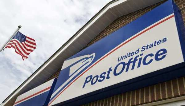 The U.S. post office in Bristow, Va. The USPS reported a $5.2-billion loss in its third quarter.