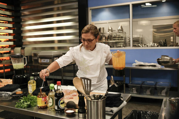 'Top Chef' teppanyaki