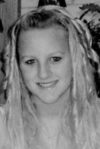 Angalena K, Robinson, 16, died in a July 29, 2010, crash near the intersection of Mentzer Gap and Tomstown roads in Quincy Township, Pa.