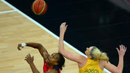 Tamika Catchings, Lauren Jackson