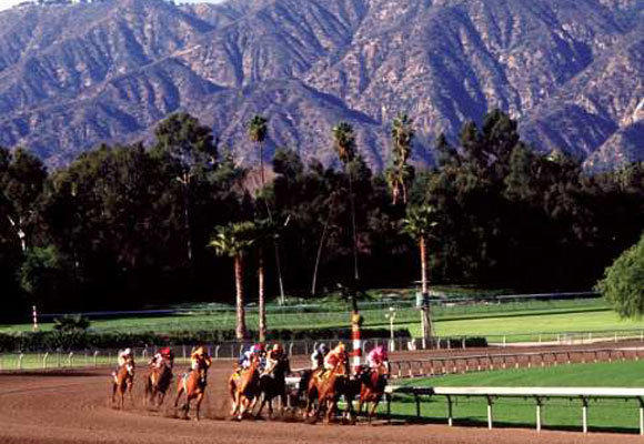 Santa Anita will host the Breeders' Cup again in 2013.