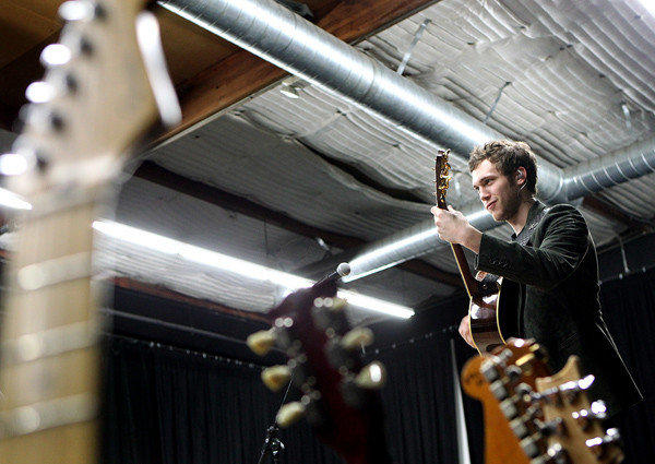 Phillip Phillips' debut single gets an Olympics boost.
