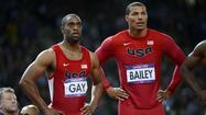 Tyson Gay And Ryan Bailey