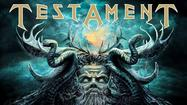 Album of the Day 8/9/12: Testament - Dark Roots of Earth