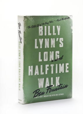 "People shouldn't have sex with people that don't read. That's an adaptation of something John Waters said, but it's so true, man.  I just got a ton of books ordered, including ""Billy Lynn's Long Halftime Walk"", the fictional tale of some Iraq War soldiers who get shipped home to attend the NFL Thanksgiving game."