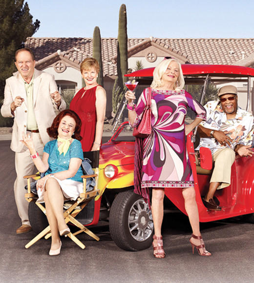 The Weirdest Reality TV Shows of All Time: This series about life in a luxury Arizona retirement community was called a geriatric Jersey Shore, and with good reason. These seniors went skydiving, got tattoos, and boozed it up with the best of them.