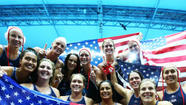 U.S. Women's Water Polo Team