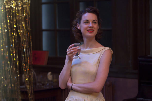 Jessica Raine as Jenny Lee, a young nurse who comes to work in London's East End in the 1950s in 'Call The Midwife.' The mini-series, which airs on Sundays starting Sept. 30, was the highest-rated drama debut in the history of the BBC.