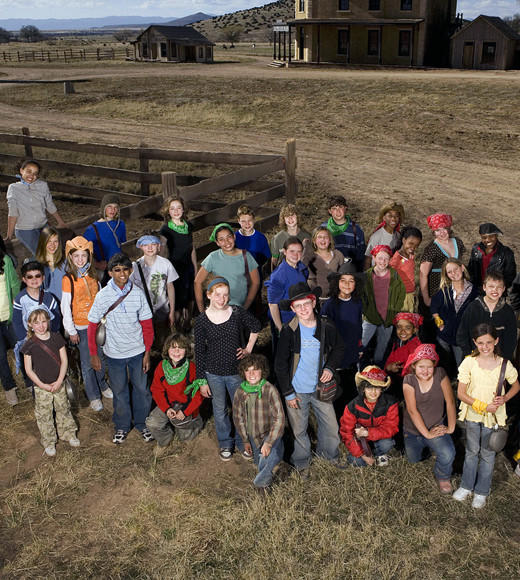The Weirdest Reality TV Shows of All Time: In 2007, CBS launched a Zimbardo-esque reality show which plopped 40 children onto an abandoned ranch. With extremely minimal adult supervision, the youngsters were tasked with organizing a functioning society in 40 days as pioneers. They had a town council, and even slaughtered live chickens for meals.   It was widely criticized for child labor violations and the ethical issues associated with placing children in the various scenarios and challenges.