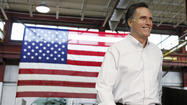 Mitt Romney in 'The Choice'