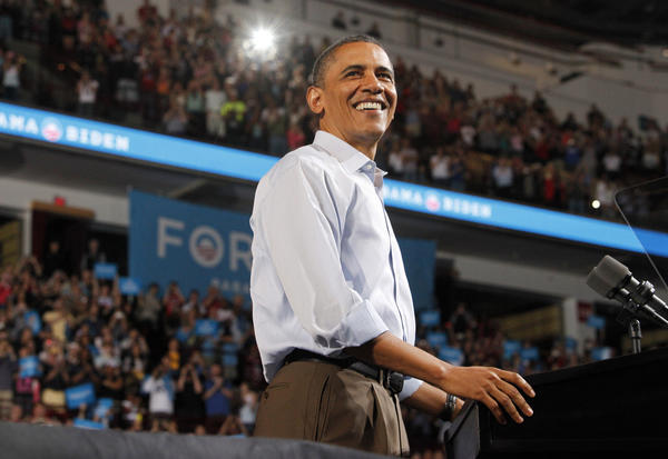 Frontline's 'The Choice' also profiles Democratic President Barack Obama on Oct. 9.