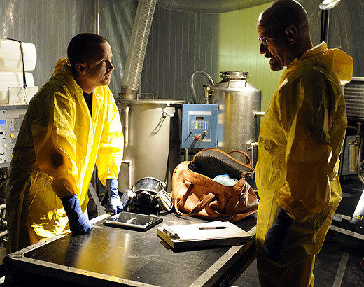 'Breaking Bad' Season 5: Hazard Pay