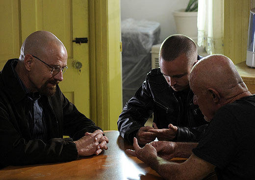 'Breaking Bad' Season 5: Madrigal