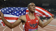 Eaton strikes gold for U.S. in decathlon