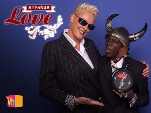 "When Brigitte ""Gitte"" Nielsen and Flava ""Foofy-Foofi"" Flav had a love connection on ""The Surreal Life"" Season 3, audiences collectively gasped, threw up in their mouths and laughed at the same time. But when VH1 gave them their own spinoff in 2005, it rapidly became one of the weirdest reality shows of all time. <br /><br />Flav donned his viking helmet and traveled to Italy to try and woo back his ""friend"" (who was engaged and living in Milan). They bathed together, drank wine, flew back to the Bronx and terrified innocent bystanders everywhere they went. <br /><br />It was so batty, it's still hard to tell which parts were scripted, which parts were edited to look insane, and which parts were just the two stars being certifiably crazy."