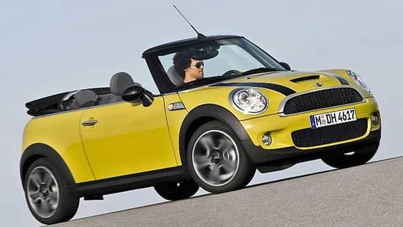 Mini Cooper S: $22,768 (+4%)