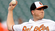 Orioles option right-hander Steve Johnson to Triple-A Norfolk