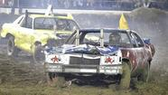 Photo Gallery: Demolition derby at O.C. Fair