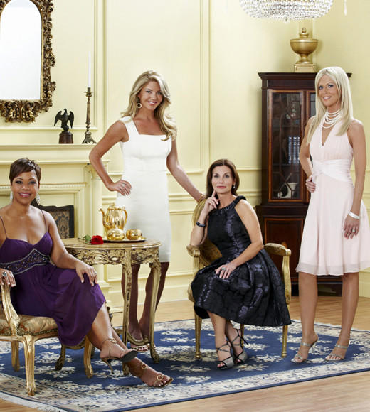 "The thing that made this branch of the ""Housewives"" franchise so uncomfortable and weird was without a doubt the Salahi factor. What <i>was</i> it with those people? Between all the White House crashing nonsense and their creepy web of lies, white wine and extravagant gifts, watching Tareq and Michaele Salahi on screen was almost unbearable. Bravo wasn't too fond of the freak show either, and canceled the awkward ""Housewives"" after Season 1."