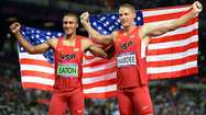 Decathlon medalists