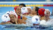 Steffens lifts U.S. women's water polo to 1st gold medal
