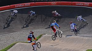 Day roundup 13: U.S. qualifies 4 for BMX semis