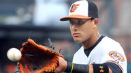 Manny Machado makes his major league debut — even sooner than he expected