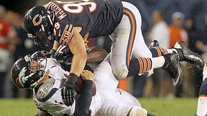 Bears light on stars in 31-3 loss in exhibition opener
