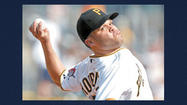 PITTSBURGH (AP) — Jason Kubel homered twice, Joe Saunders pitched seven effective innings and the Arizona Diamondbacks beat the Pittsburgh Pirates 6-3 on Thursday.