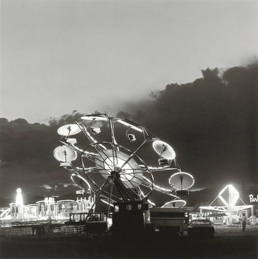 Robert Adams, Longmont, Colorado, 1979. Gelatin silver print. 5 x 5 in., (12.7 x 12.7cm).