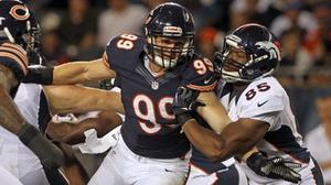 Biggs: 10 thoughts on Bears' exhibition opener