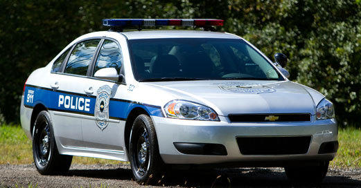 General Motors is recalling 36,413 Chevrolet Impala Police Sedans for problems with the suspension.