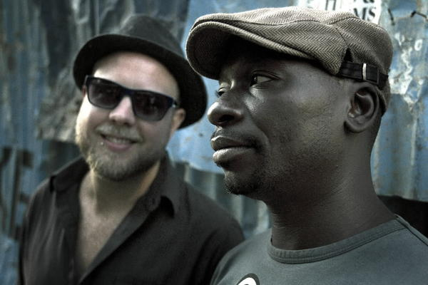 The Very Best is a collaboration between London based DJ/production duo Radioclit (left) and Esau Mwamwaya (right), a singer from Lilongwe, Malawi. Their music has been described as an Afro-Western mix of dance, hip-hop, pop and the traditional music of Malawi.