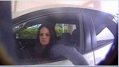 Sunrise police are hoping someone can help identify this check-fraud suspect from a photo taken at an Amtrust Bank ATM