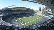 "It's just preseason, but Seattle is buzzing with football fever ahead of Saturday night's <a href=""#"" data-topic-id=""ORSPT000058"">Seahawks</a> exhibition game against the Titians."