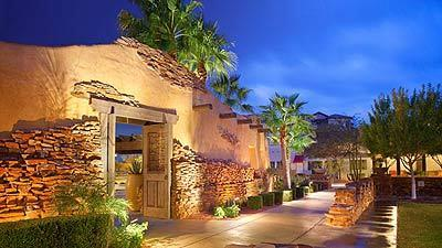 Find your desert getaway at the Cibola Vista Resort and Spa