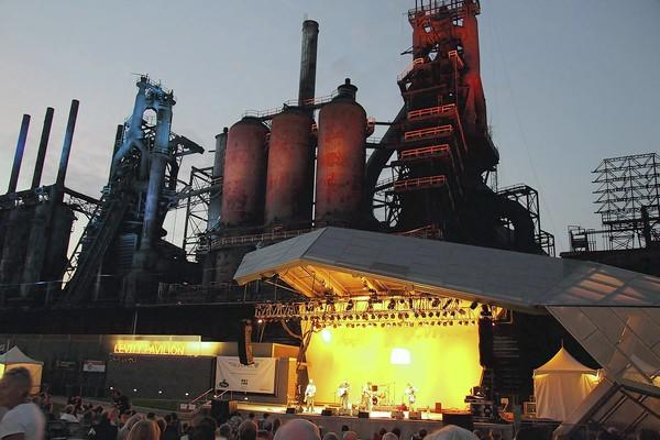 Free concerts are presented at the Levitt Pavilion SteelStacks(TM), and have already showcased acts like Frank Viele & The Manhattan Project and Santa Mamba this year.