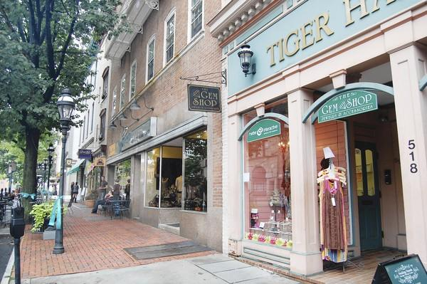 More than 3,000 people who live in Northampton County walk to work; many of them are lucky enough to stroll through downtown historic Bethlehem on their way.